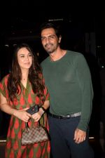 Preity Zinta, Arjun Rampal spotted at Yautcha bkc on 25th May 2018 (19)_5b0c00c27aeb3.JPG