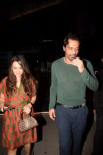 Preity Zinta, Arjun Rampal spotted at Yautcha bkc on 25th May 2018 (20)_5b0c008618b41.JPG