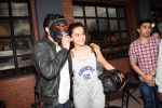Harshvardhan Kapoor with Taapsee Pannu Riding Bike for the promotion of movie Bhavesh Joshi on 27th May 2018 (30)_5b0d192dab3f3.JPG