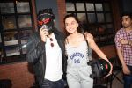 Harshvardhan Kapoor with Taapsee Pannu Riding Bike for the promotion of movie Bhavesh Joshi on 27th May 2018 (31)_5b0d19315164d.JPG