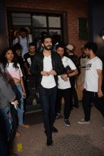 Harshvardhan Kapoor with Taapsee Pannu Riding Bike for the promotion of movie Bhavesh Joshi on 27th May 2018 (38)_5b0d19d43159f.JPG