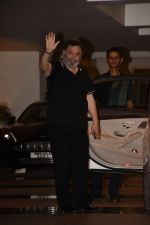 Rishi Kapoor at Ravi shashri birthday at bandra on 26th May 2018