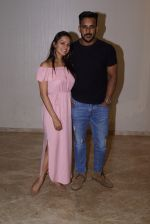 Anita Hassanandani, Rohit Reddy at the Special Screening Of Film Veere Di Wedding on 29th May 2018