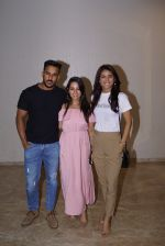 Anita Hassanandani, Rohit Reddy, Madhurima Tuli at the Special Screening Of Film Veere Di Wedding on 29th May 2018