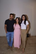 Anita Hassanandani, Rohit Reddy, Madhurima Tuli at the Special Screening Of Film Veere Di Wedding on 29th May 2018 (414)_5b0ea3801244d.JPG