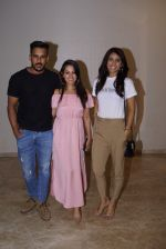 Anita Hassanandani, Rohit Reddy, Madhurima Tuli at the Special Screening Of Film Veere Di Wedding on 29th May 2018 (429)_5b0ea3e24e3ee.JPG