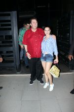 Ameesha Patel, Randhir Kapoor spotted at Yauatcha Mumbai on 30th May 2018 (12)_5b0fb576455d0.JPG
