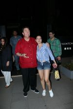 Ameesha Patel, Randhir Kapoor spotted at Yauatcha Mumbai on 30th May 2018 (14)_5b0fb57d12901.JPG