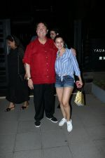 Ameesha Patel, Randhir Kapoor spotted at Yauatcha Mumbai on 30th May 2018 (15)_5b0fb4e33fc5d.JPG