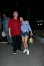 Ameesha Patel, Randhir Kapoor spotted at Yauatcha Mumbai on 30th May 2018 (17)_5b0fb4ea8f9d0.JPG