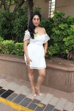 Neha Bhasin at World No Tobacco Day 2018 event in Taj Lands end on 30th May 2018