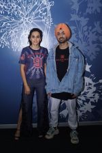 Diljit Dosanjh And Taapsee Pannu Spotted At Sony Office on 31st May 2018 (9)_5b10e7c462a82.jpg
