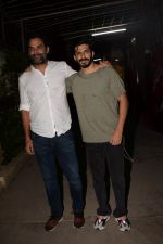 Harshvardhan Kapoor, Vikramaditya Motwane at the screening of Bhavesh Joshi Superhero in sunny super sound on 31st May 2018 (3)_5b1120b034e36.JPG