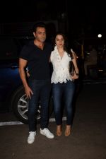 Bobby Deol at Jacqueline Fernandez's new restaurant Pali Thai opening party in bandra pali village on 1st June 2018