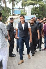 Bobby Deol, Saqib Saleem at the Song Launch Of Allah Duhai Hai From Film Race 3 on 1st June 2018 (54)_5b128f644d42b.jpg