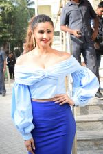 Daisy Shah at the Song Launch Of Allah Duhai Hai From Film Race 3 on 1st June 2018 (11)_5b1290237ba85.jpg