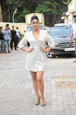 Neha Bhasin at the Song Launch Of Allah Duhai Hai From Film Race 3 on 1st June 2018