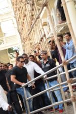 Salman Khan at the Song Launch Of Allah Duhai Hai From Film Race 3 on 1st June 2018