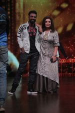 Farah Khan, Remo D Souza Promote Race 3 Film On Sets Of Dance India Dance Li_l Masters on 4th June 2018 (16)_5b162f225691a.JPG