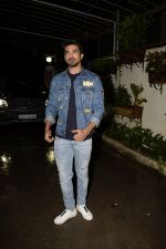 Saqib Saleem at the Screening of film Nitishastra in sunny sound on 4th June 2018 (30)_5b163773a9562.JPG
