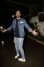 Saqib Saleem at the Screening of film Nitishastra in sunny sound on 4th June 2018 (33)_5b163777cbde6.JPG