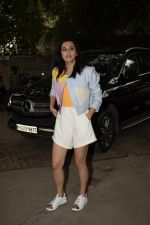Taapsee Pannu at the Screening of film Nitishastra in sunny sound on 4th June 2018 (2)_5b1637b40fc20.JPG