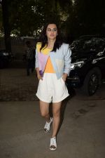 Taapsee Pannu at the Screening of film Nitishastra in sunny sound on 4th June 2018 (5)_5b1637b959bca.JPG
