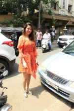 Waluscha de Sousa  spotted at bandra on 4th June 2018(2)_5b1637facd203.JPG
