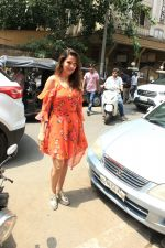 Waluscha de Sousa  spotted at bandra on 4th June 2018(3)_5b1637fd38491.JPG
