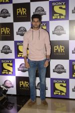 Abhimanyu Dasani at the Screening of Jurassic world in PVR icon Andheri on 6th June 2018 (25)_5b18daa7345a1.JPG
