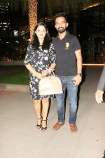 Ajinkya rahane and wife spotted at yauatcha bkc on 6th June 2018 (4)_5b18d3b29d3d7.JPG