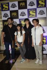 Arshad Warsi, Maria Goretti at the Screening of Jurassic world in PVR icon Andheri on 6th June 2018 (15)_5b18e3bc23295.JPG