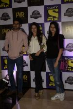 Bhagyashree, Avantika Dasani, Abhimanyu Dasani at the Screening of Jurassic world in PVR icon Andheri on 6th June 2018 (21)_5b18dad98da4c.JPG