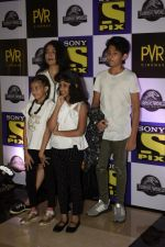 Mini Mathur at the Screening of Jurassic world in PVR icon Andheri on 6th June 2018 (16)_5b18db293a41e.JPG