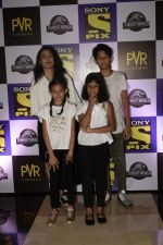 Mini Mathur at the Screening of Jurassic world in PVR icon Andheri on 6th June 2018 (18)_5b18db2c4480e.JPG