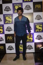 Purab Kohli at the Screening of Jurassic world in PVR icon Andheri on 6th June 2018 (1)_5b18e38f63572.JPG