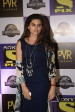 Riddhi Dogra at the Screening of Jurassic world in PVR icon Andheri on 6th June 2018 (22)_5b18e3a09e03a.JPG