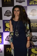Riddhi Dogra at the Screening of Jurassic world in PVR icon Andheri on 6th June 2018 (23)_5b18e3a23353f.JPG