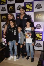 Zayed Khan at the Screening of Jurassic world in PVR icon Andheri on 6th June 2018 (12)_5b18db519d279.JPG
