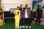Diljit Dosanjh, Tapsee Pannu , Angad Bedi at the Trailer launch of film Soorma at pvr juhu in mumbai on 11th June 2018 (21)_5b1f70111abac.JPG