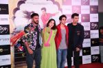 Janhvi Kapoor, Ishaan Khattar, Karan Johar at the Trailer launch of film Dhadak at pvr juhu on 11th June 2018 (101)_5b1f6b5660c81.JPG