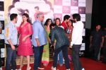 Janhvi Kapoor, Ishaan Khattar, Khushi Kapoor, Boney Kapoor, Karan Johar, Neelima Azeem  at the Trailer launch of film Dhadak at pvr juhu on 11th June 2018 (116)_5b1f6cab66c0d.JPG