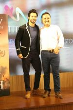 Varun Dhawan at the launch of Amish Tripati's new book Suheldev in Title Waves, bandra on 11th June 2018