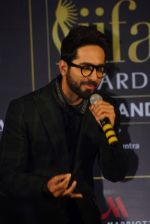 Ayushmann Khurrana at IIFA press conference in jw marriott juhu on 12th June 2018