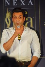 Bobby Deol at IIFA press conference in jw marriott juhu on 12th June 2018