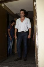 Bobby Deol at the Screening of Race 3 in pvr juhu on 12th June 2018 (54)_5b20bc952cdce.JPG