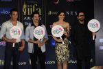 Bobby Deol, Varun Dhawan, Ayushmann Khurrana, Kriti Sanon at IIFA press conference in jw marriott juhu on 12th June 2018
