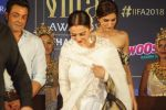 Rekha at IIFA press conference in jw marriott juhu on 12th June 2018 (106)_5b20c7af193d9.jpg