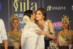 Rekha at IIFA press conference in jw marriott juhu on 12th June 2018 (107)_5b20c7b0da0ab.jpg