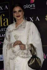 Rekha at IIFA press conference in jw marriott juhu on 12th June 2018 (42)_5b20b657eb217.JPG